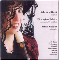 cover cd Sabine d'Hont - 15kB