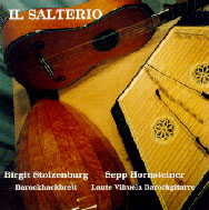 cover of Il Salterio cd 19 Kb