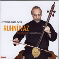 cover cd Mehmet Refik Kaya 15kB