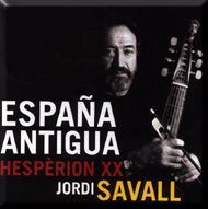 cover Savall,  Espagña Antigua 8 cd-box - 15kB