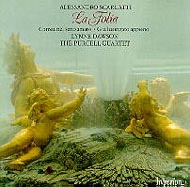 cover of The Purcell Quartet cd - 23Kb