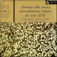 cover of Sgrizzi's LP with A. Scarlatti Cycnus release - 15Kb