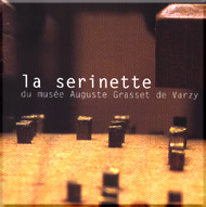 cover of compact disc La Serinette 15kB