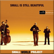 cover cd Small World Project - 15kB