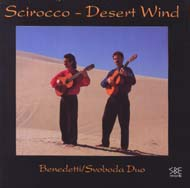 cover cd 'Scirocco - Desert Wind' - 07 kB