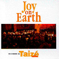 cover cd Taizé in French language - 15kB