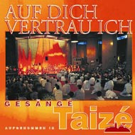 cover cd Taizé in German language - 15kB