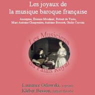 cover of compact disc Les Musiciens du Palais Royal 15kB