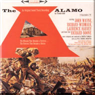 cover of the cd 'The Alamo' - 15kB