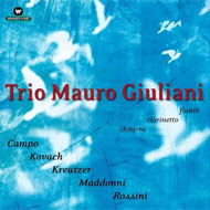 cover cd Trio Mauro Giuliani 15kB