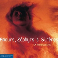 cover cd La Turbulente - 15kB