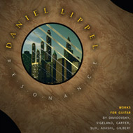 cover cd Vigeland performed by Dan Lippel 15kB