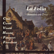 cover of compact disc Ensemble La Folia 15 Kb