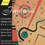 cover cd Ensemble Dreiklank Berlin, 15kB