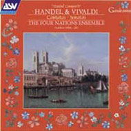cover cd The Four Nations Ensemble 15kB