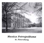 cover of cd Musica Petropolitana - 8Kb