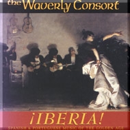 cover cd The Waverly Consort 15kB