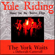 cover cd The York Waits 15kB